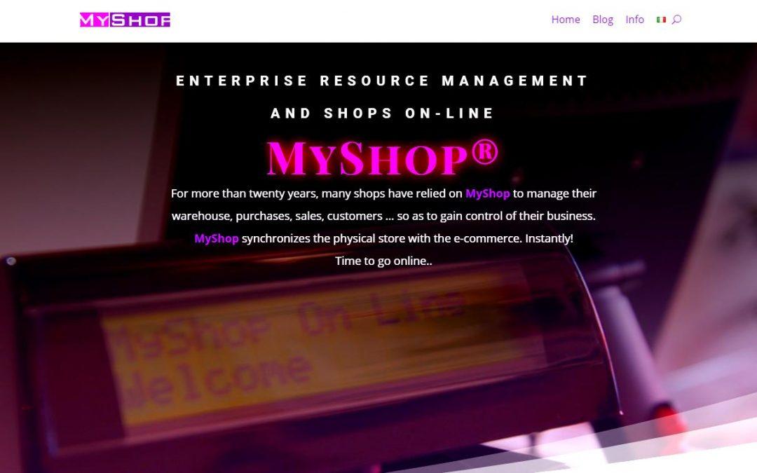SITO WEB MYSHOPWEB.IT